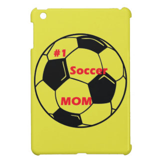 Number One Soccer Mom iPad Mini Cases