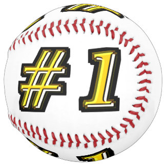 Number One Softball