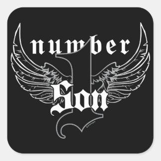 Number One Son Sticker II