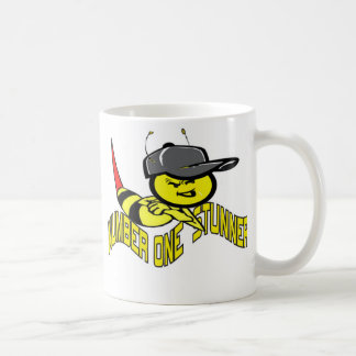 Number one stunner coffee mug