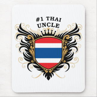 Number One Thai Uncle Mouse Pad