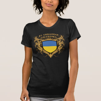 Number One Ukrainian Grandma T-Shirt