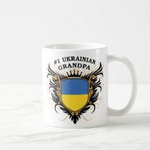 Number One Ukrainian Grandpa Coffee Mug