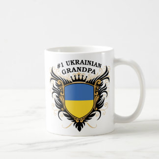 Number One Ukrainian Grandpa Coffee Mug