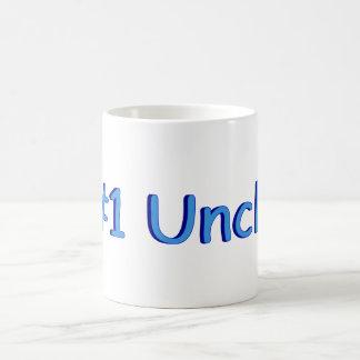 Number One Uncle Coffee Mug