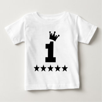 number one victory winner baby T-Shirt