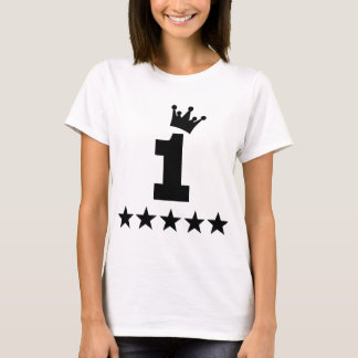 number one victory winner T-Shirt