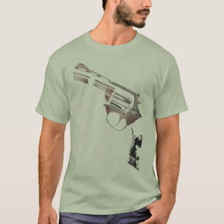 Number one with a GUN T-Shirt