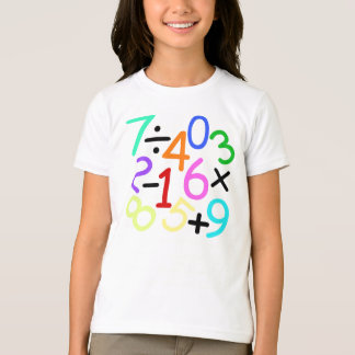 Number signs T-Shirt