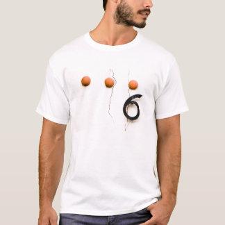 Number six, #6 T-Shirt