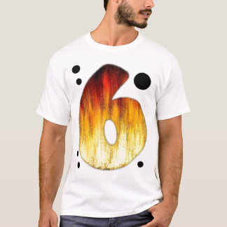 Number Six T shirt #6