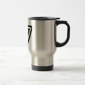 Number Thirty Seven 15 Oz Stainless Steel Travel Mug