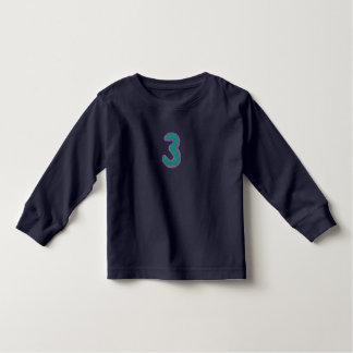 Number Three Shirt