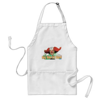 Number Two Adult Apron