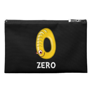 Number Zero Travel Accessory Bags
