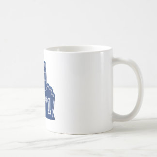 NumberOne082309 Classic White Coffee Mug