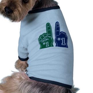 NumberOne082309 Pet Tee Shirt