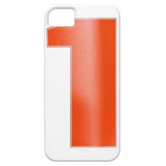 NumberONE  Decorative Artistic RED iPhone SE/5/5s Case