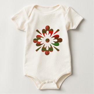 NumberONE Jewel YinYang Flower Decorations Baby Creeper