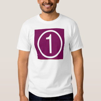 NumberONE T-shirt
