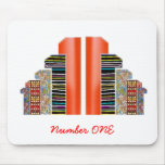 NumberONE Tower Team Mouse Pad