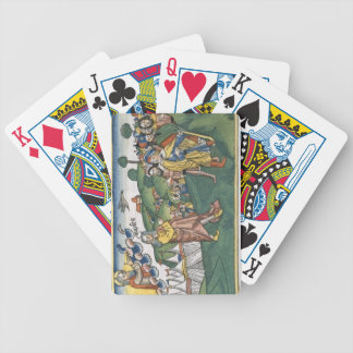 Numbers 1 1-20 Preparing for the journey from Moun Bicycle Playing Cards