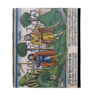 Numbers 2 The camp assignments of the Israelites, iPad Folio Case
