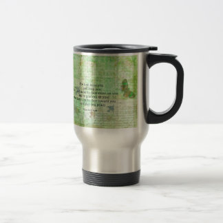 Numbers 6:24-26 Bible Verse Blessing with art 15 Oz Stainless Steel Travel Mug