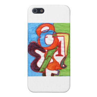 Numbers In Love iPhone SE/5/5s Cover