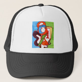 Numbers In Love Trucker Hat
