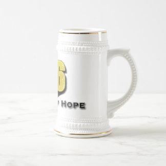 Numbers of Hope 3:16 Mugs