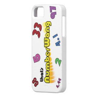 NumberWang iPhone 5 Case