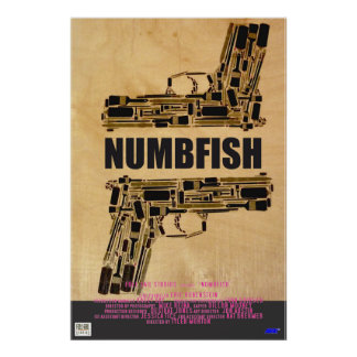Numbfish Poster