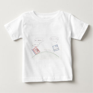 Numerator Vs Denominator Baby T-Shirt