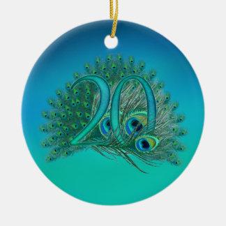 Numere 20/edad/años/vigésima plantilla del ornamentos para reyes magos