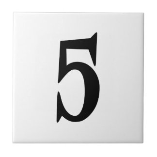 NUMERIC TILE - STYLISH FIVE (number 5) ~.png