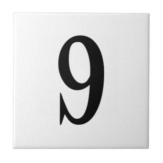 NUMERIC TILE - STYLISH NINE (number 9) ~.png