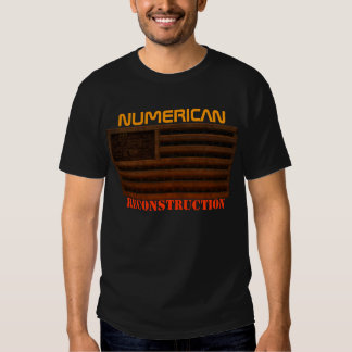 Numerican Reconstruction T-shirt