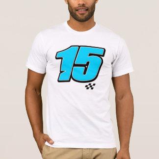 Número 15 playera