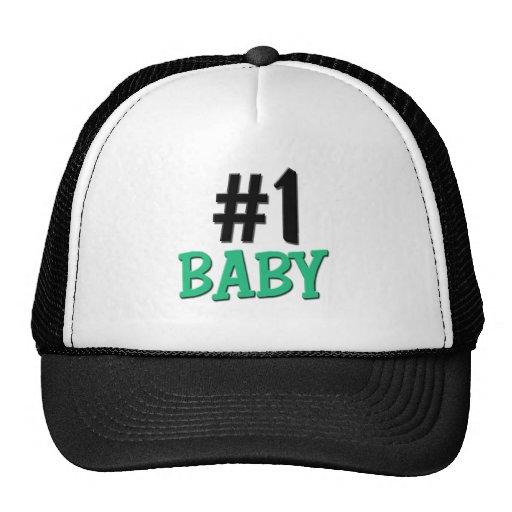 Número 1 gorra