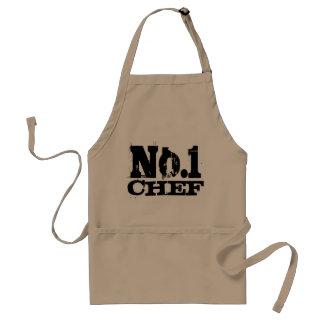 Número 1 - Los mejores delantales del cocinero de