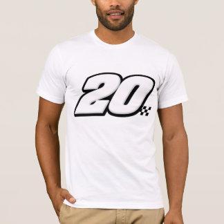 Número 20 playera
