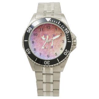 número 21 reloj
