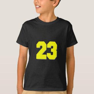 Número 23 playera