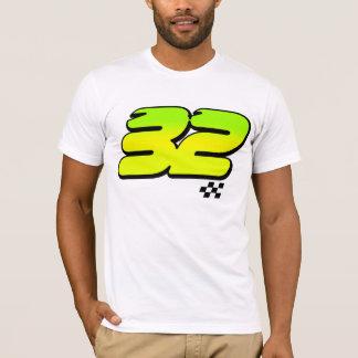 Número 32 playera
