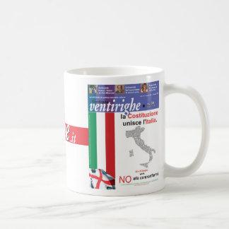 Numero 36 de IL - l'Italia del unisce de Taza Clásica