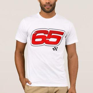 Número 65 playera