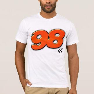 Número 98 playera