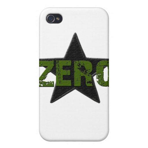 Número de la estrella iPhone 4/4S carcasas