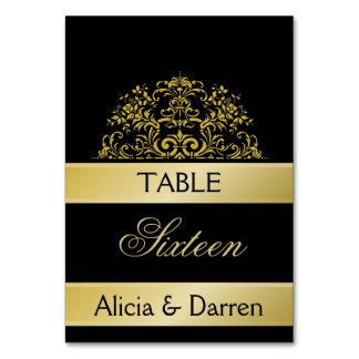 Número de la tabla del fiesta de boda